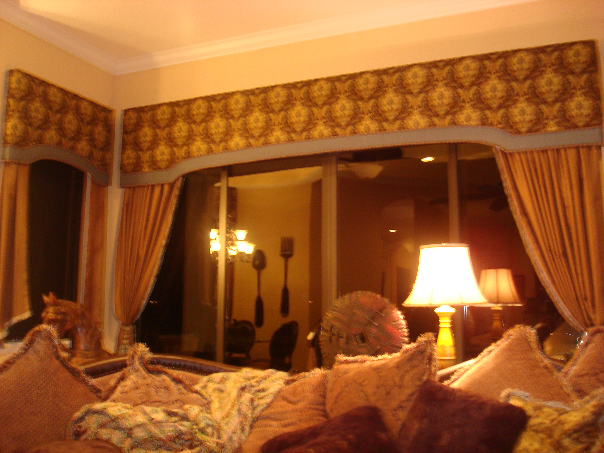 Coastal Living - Curtains - Window Treatments - Room Gallery